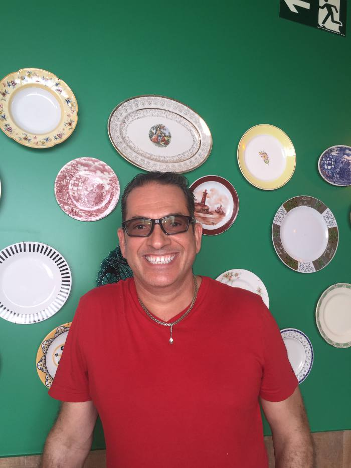 Chef Felipe Barreto