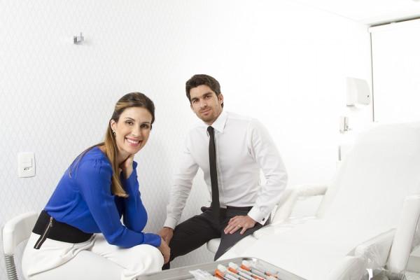 Ana Carolina Campolina e Pablo Maricevich - Crédito: Agencia LUSCO/Divulgação