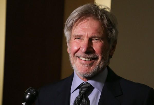 Harrison Ford - Crédito: Reprodução/Twitter