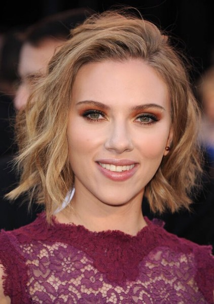 Scarlett Johansson - Crédito: Reprodução/Twitter