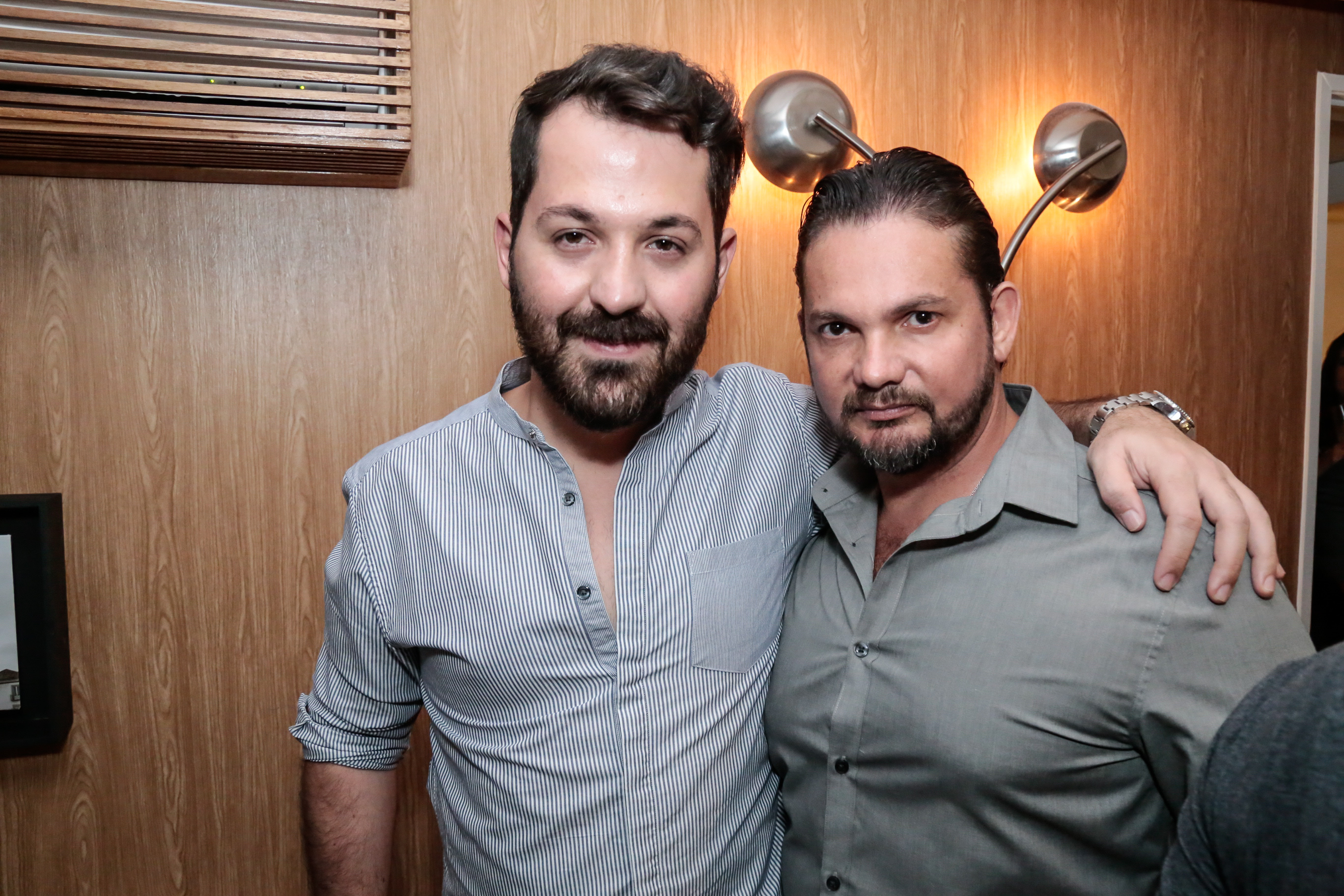 Eduardo Amarante e Douglas Wanderley - Crédito: Gleyson Ramos/Divulgação