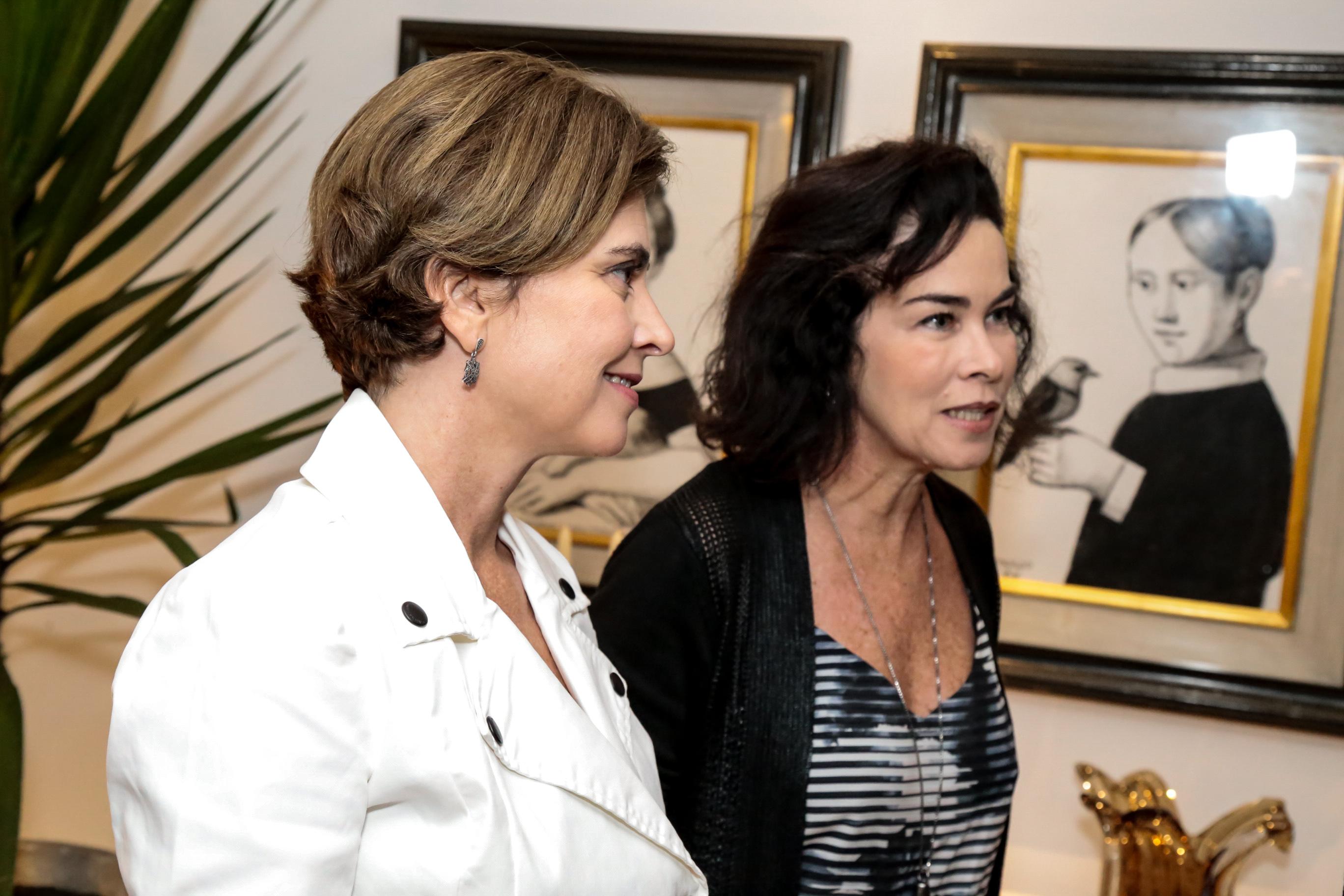 Marcia e Celina da Fonte são franqueadas da marca no Nordeste - Crédito: Gleyson Ramos/Divulgação