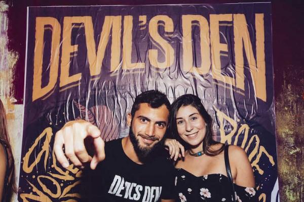 Steve Coimbra e Janaina Portela - Crédito: Lana Pinho/Divulgação