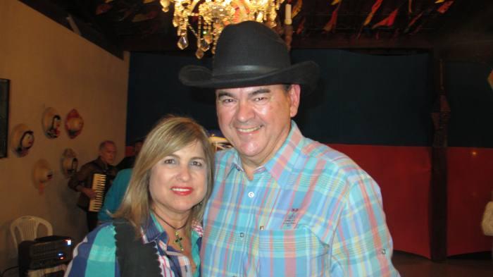 Dina e Mário Gil Rodrigues