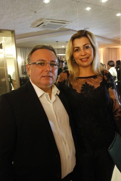 Alvaro e Adriana Ferreira da Costa - Crédito: Ricardo Fernandes/DP