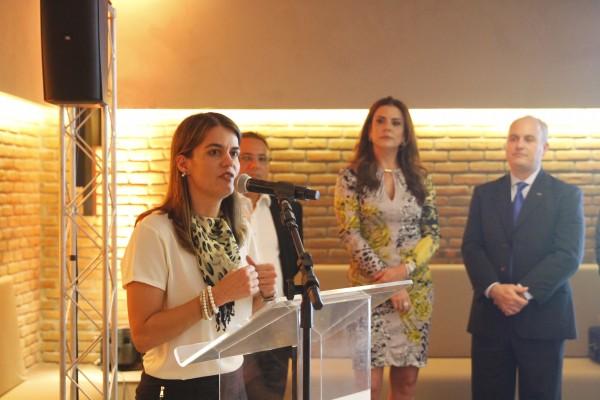 Ana Paula Vilaça, presidente da Empetur - Crédito: Ricardo Fernandes/DP