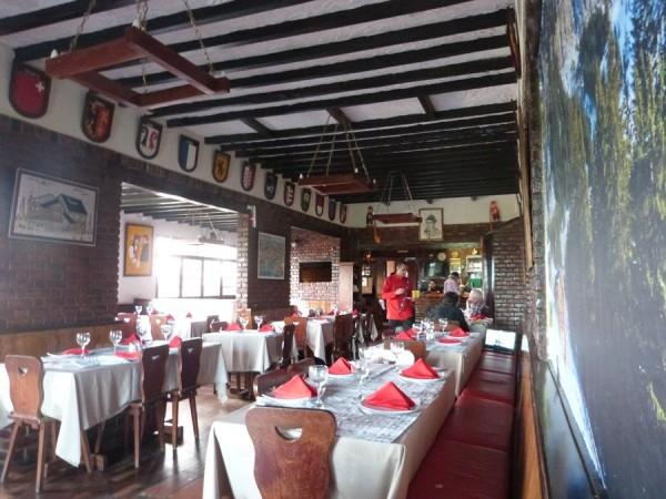 Taverna Suiça - Crédito: Divulgação