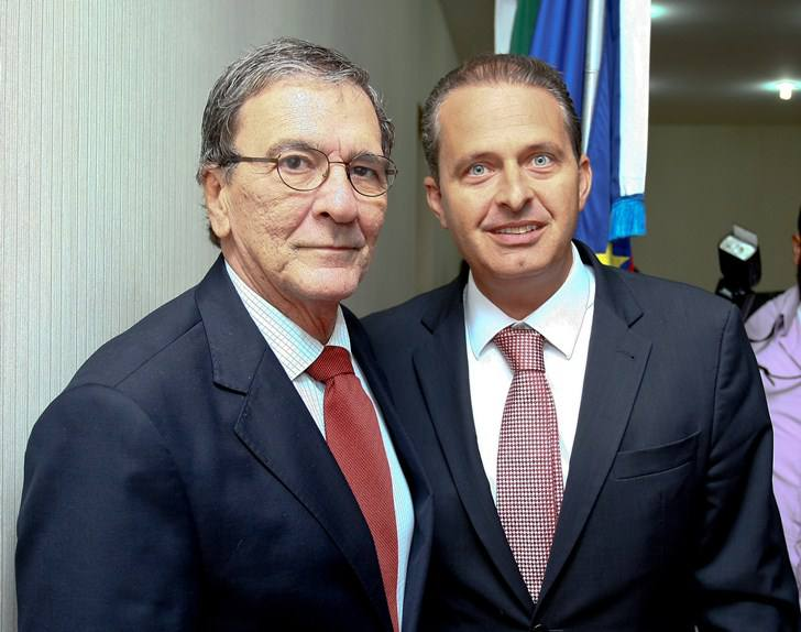 Romeu Neves Baptista e Eduardo Campos/Divulgação