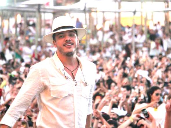 Wesley Safadão é atração da virada de ano em Maceió - Crédito: Divulgação/Maceió 40 Graus