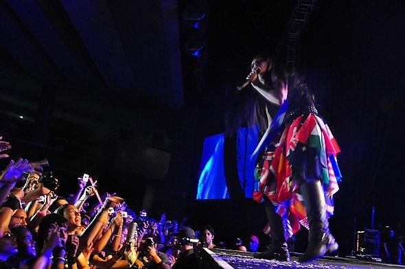 Evanescence - Crédito: Nando Chiappetta/DP