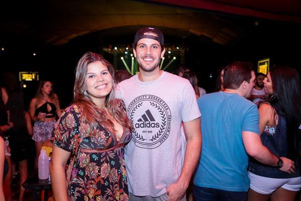 Larissa Trindade e Ramon Muller - Crédito: Wellington Silva/Divulgação