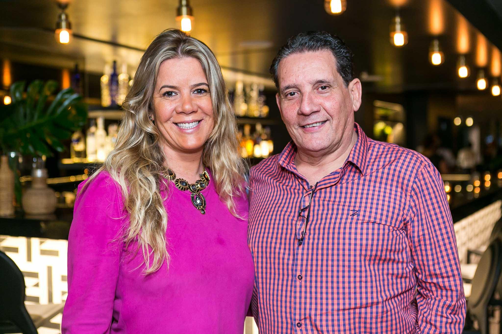 Alessandra Richter e Ricardo Jornada