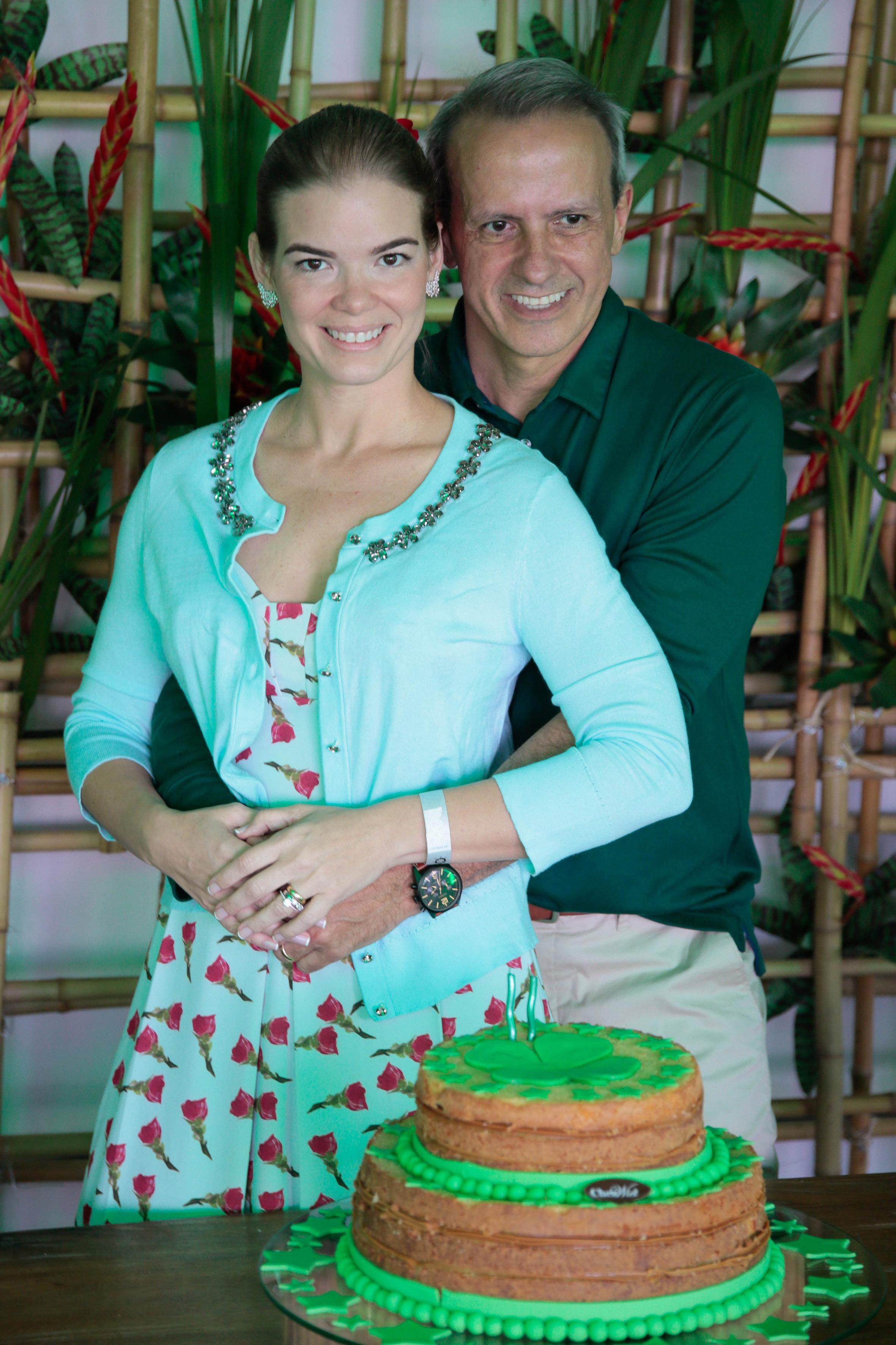 Juliana Lins e Carlos Augusto Costa - Crédito: Hans Von Manteuffel