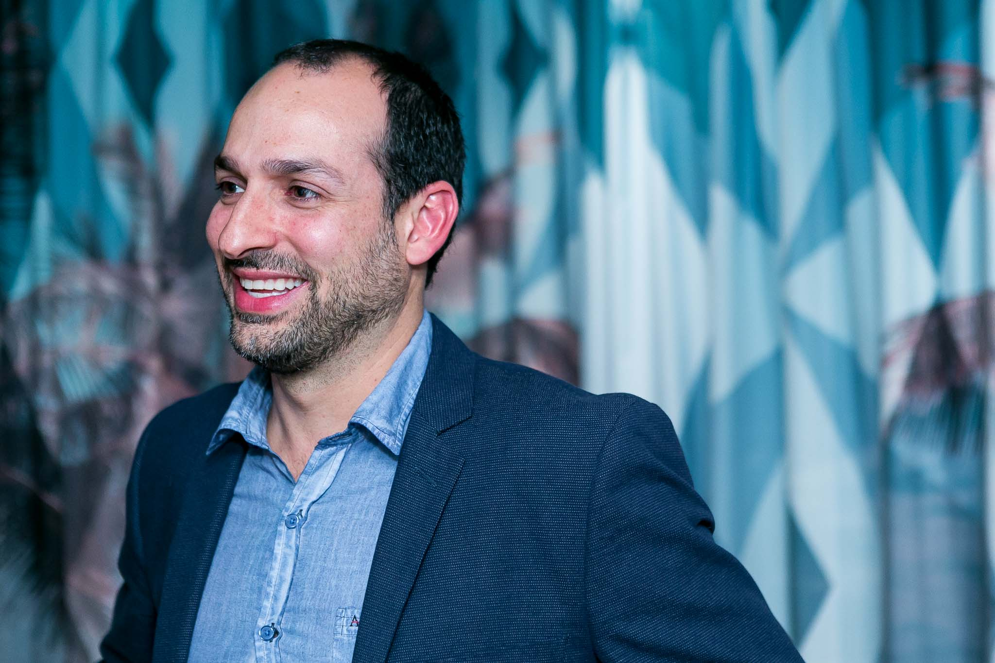 O pernambucano Marcelo Marinho é diretor de operações e marketing corporativo da Intercity Hotels - Crédito: Bruno Ryfer/Divulgação