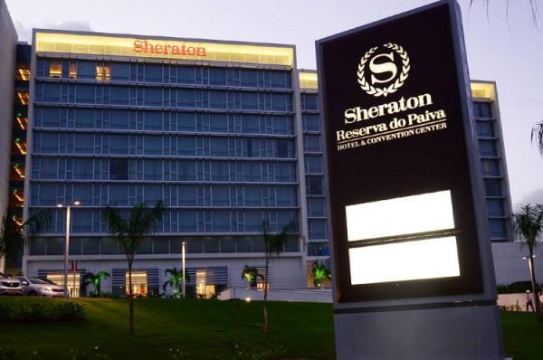 Hotel Sheraton/Divulgação