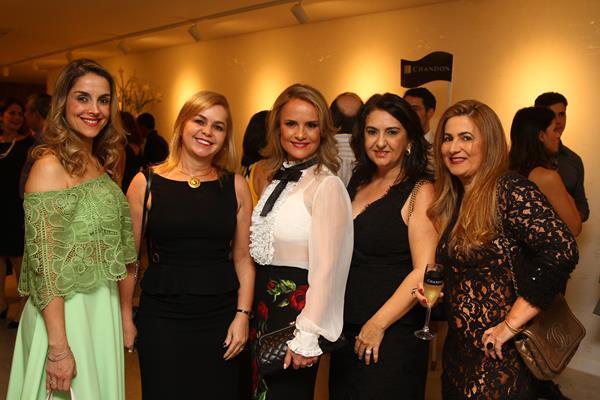 Erica Penna, Andrea Arrais Resende, Ana Flavia Pedulla, Martha Barbosa - Credito: Rafael Martins/ Esp