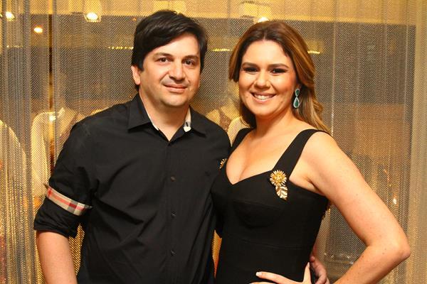 Doriva Medeiros e Mary Mansur - Credito: Rafael Martins/ Esp. DP