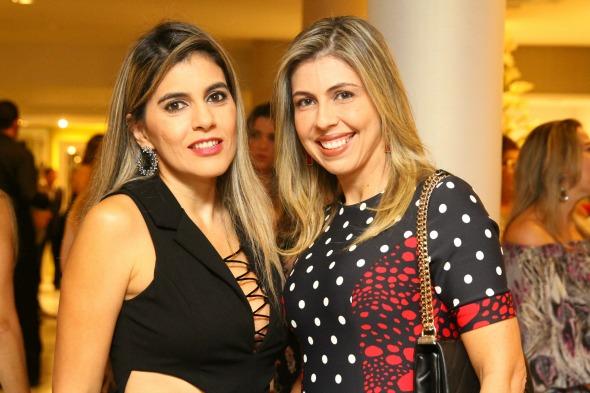 Luciana Bacelar eVeronica Melo