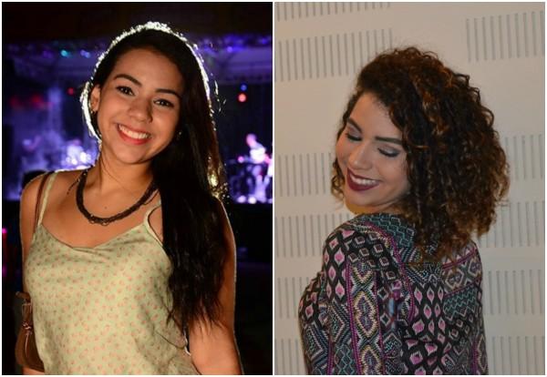 """O """"Antes e Depois"""" de Emanuela - Crédito: Acervo pessoal/Cortesia"""