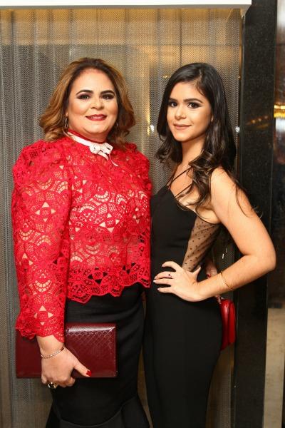 Sandra Gomes e Karla Santos - Crédito: Rafael Martins/ Esp. DP