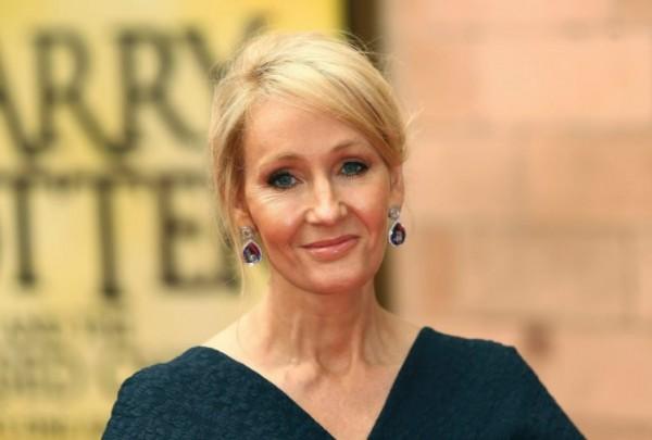 J.K. Rowling - Crédito: Reprodução/Twitter