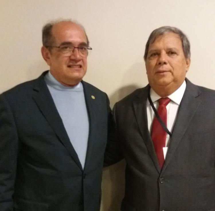 Gilmar Mendes e Antônio Carlos Alves da Silva/Divulgação