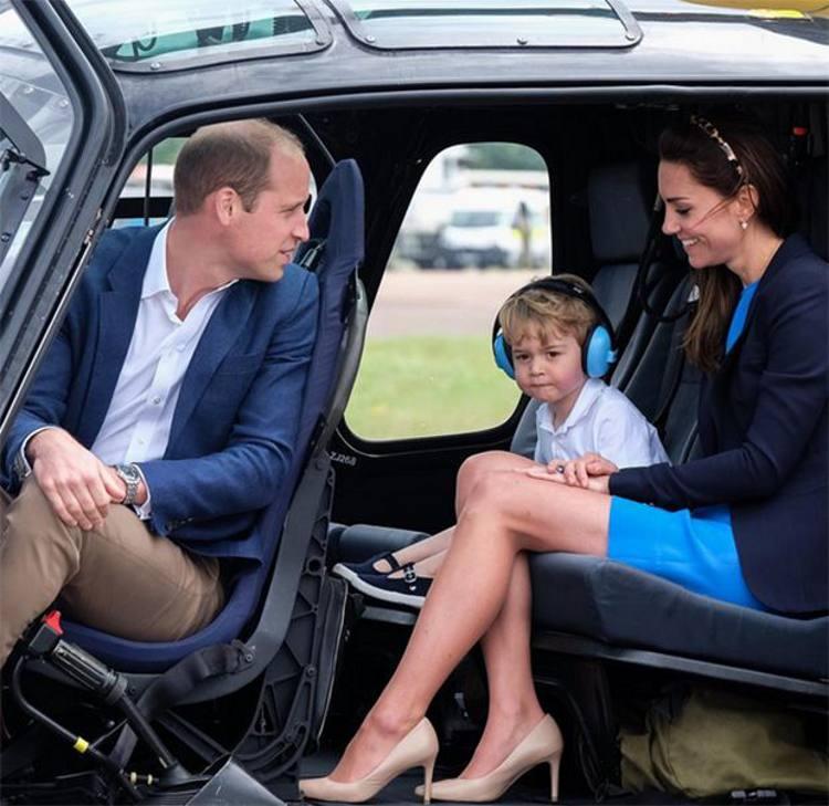 Principe William e Kate/Reprodução