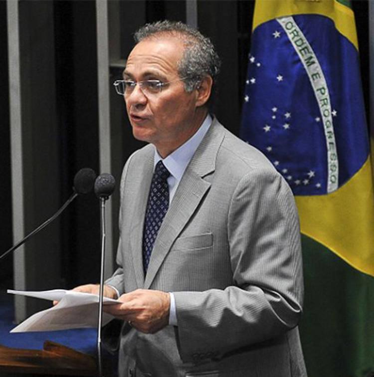 Renan Calheiros/Ag. Senado