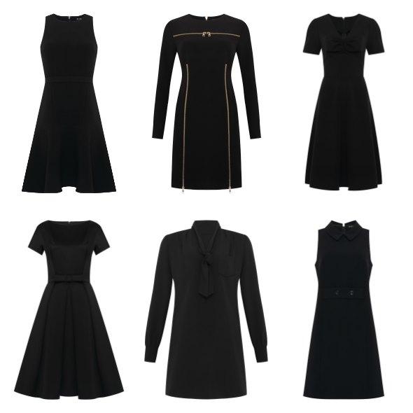 Os modelos dos vestidos da parceria Elle e C&A - Créditos: Divulgação/Elle