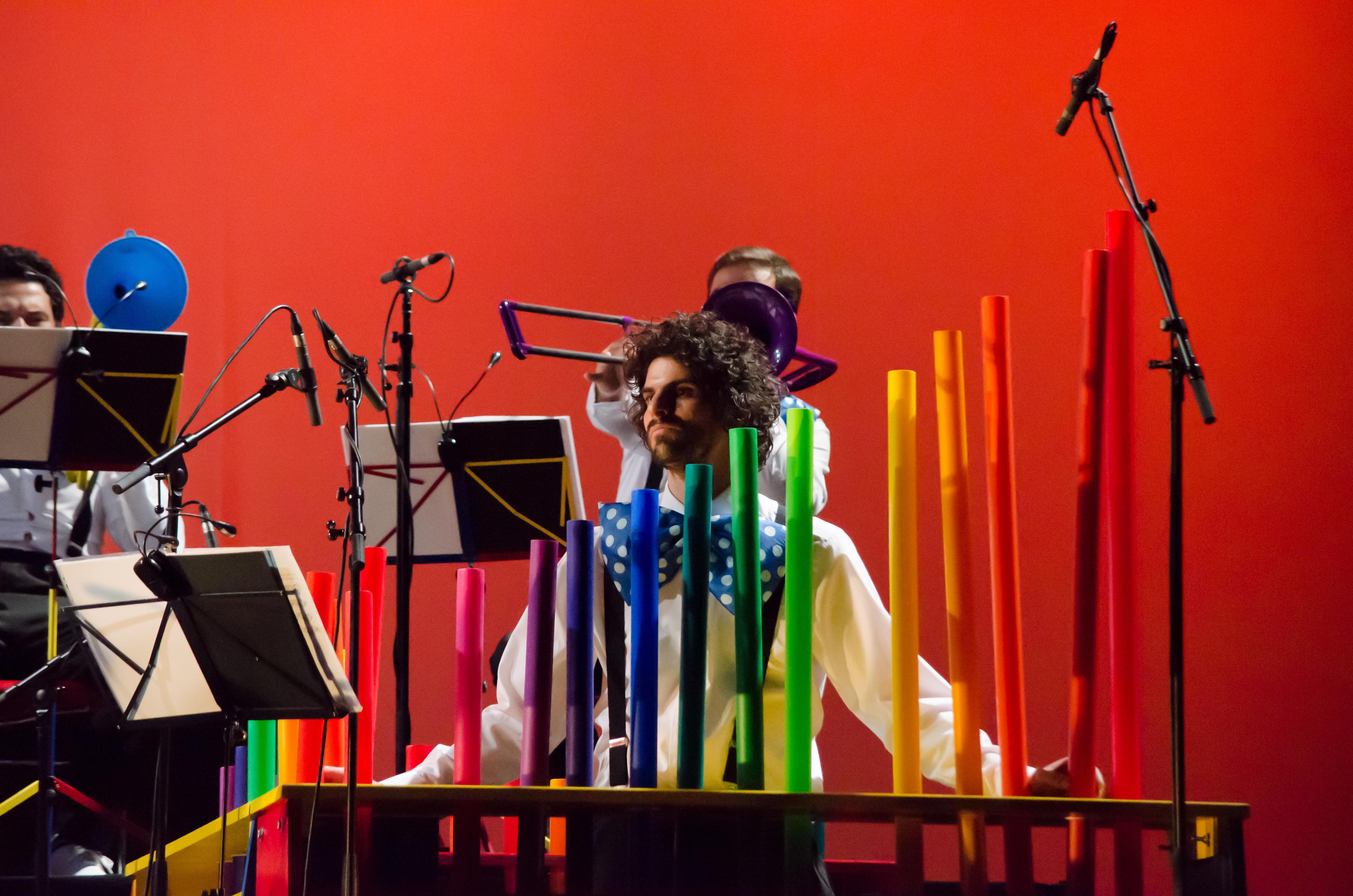 Orquestra dos brinquedos de Lisboa - Crédito: Divulgação/focomusical.org