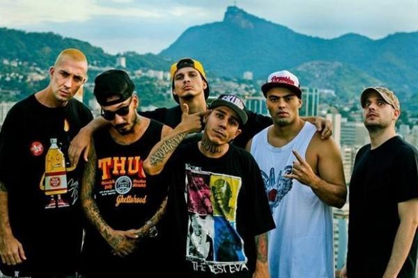 Cartel MCs - Crédito: Divulgação