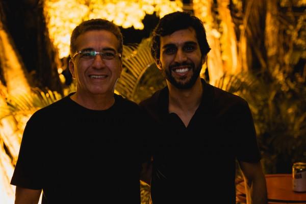 - Ivo e Henrique GomesCrédito: Luan Mateus/Vagalume Comunicação