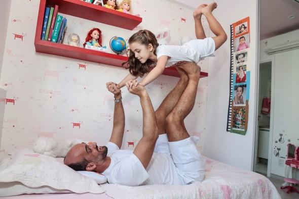 Frederico Preuss Duarte e Júlia Lobo Duar. Crédito: Alexandre Albuquerque