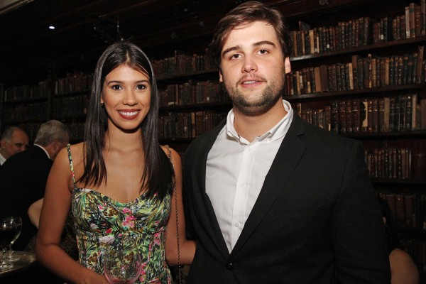 Manuela Brito e Eduardo Romeira - Crédito: Roberto Ramos/DP