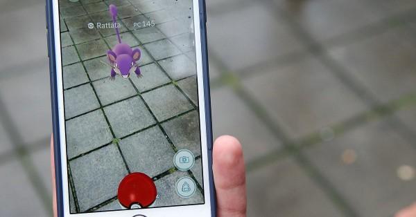 Pokémon Go - Crédito: Reprodução/Twitter