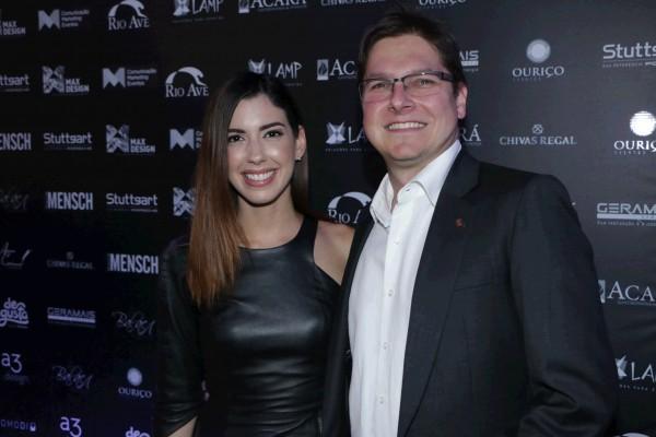 Camila Coutinho e Jonathan Neuwald - Crédito: Bruno Maia/Divulgação