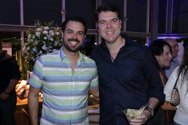 Diogo Viana e Diego Nunes - Crédito: Bruno Maia/Divulgação