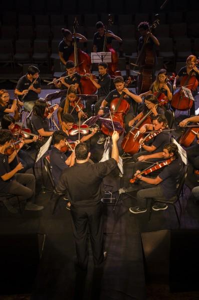 Orquestra Maré do Amanhã - Crédito: Divulgação
