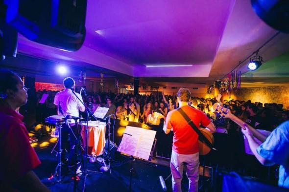Conjunto Maravilha relembrou sucessos de Chico. Crédito: Lana Pinho / Divulgação