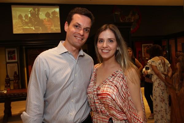 Antonio e Fernanda Lopes - Crédito: Roberto Ramos/DP 15/08/2016. Credito: Roberto Ramos/DP