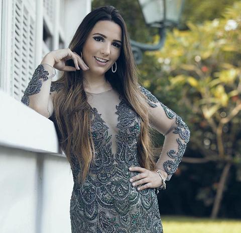 Eduarda Baima - Crédito: Divulgação