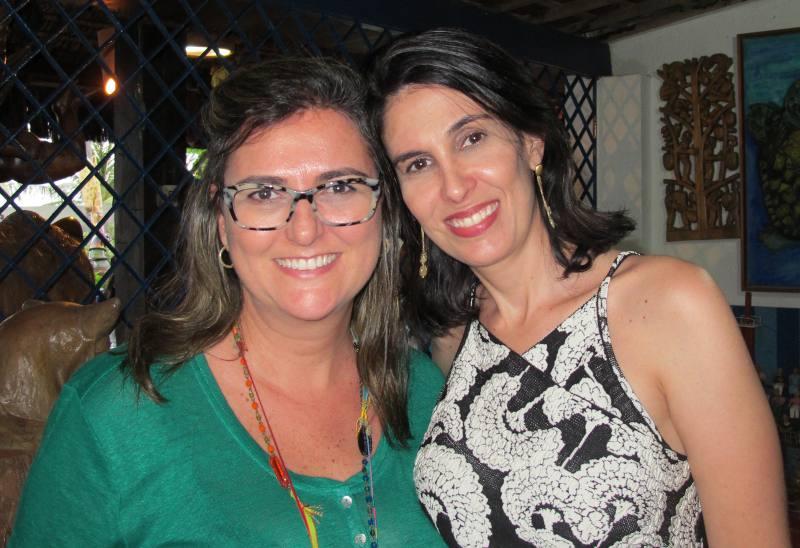 Ana e Adriana Vasconcelos
