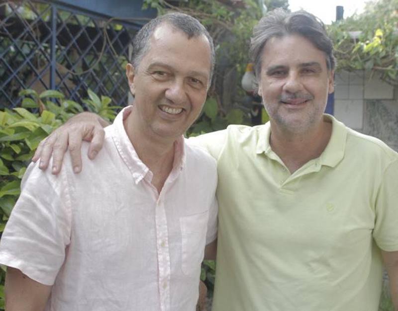Murilo Cavalcante e Raul Henry