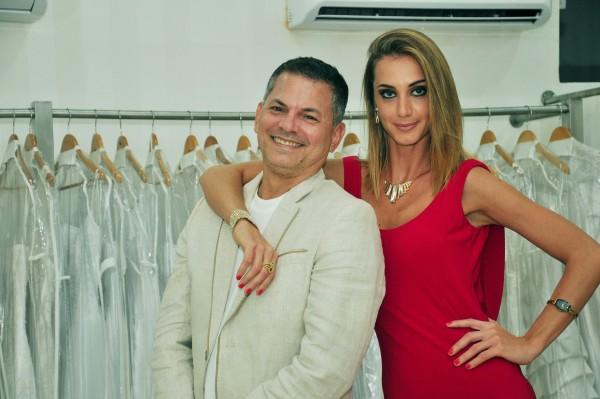 Luiz Peixoto e Mariana Richardt na última edição do evento - Crédito: Divulgação