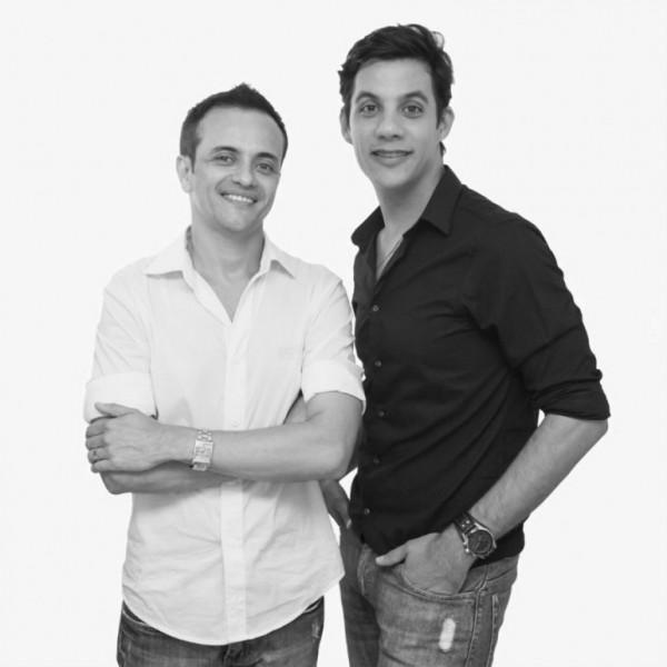 Josemar Costa Júnior e André Azevedo - Crédito: Divulgação