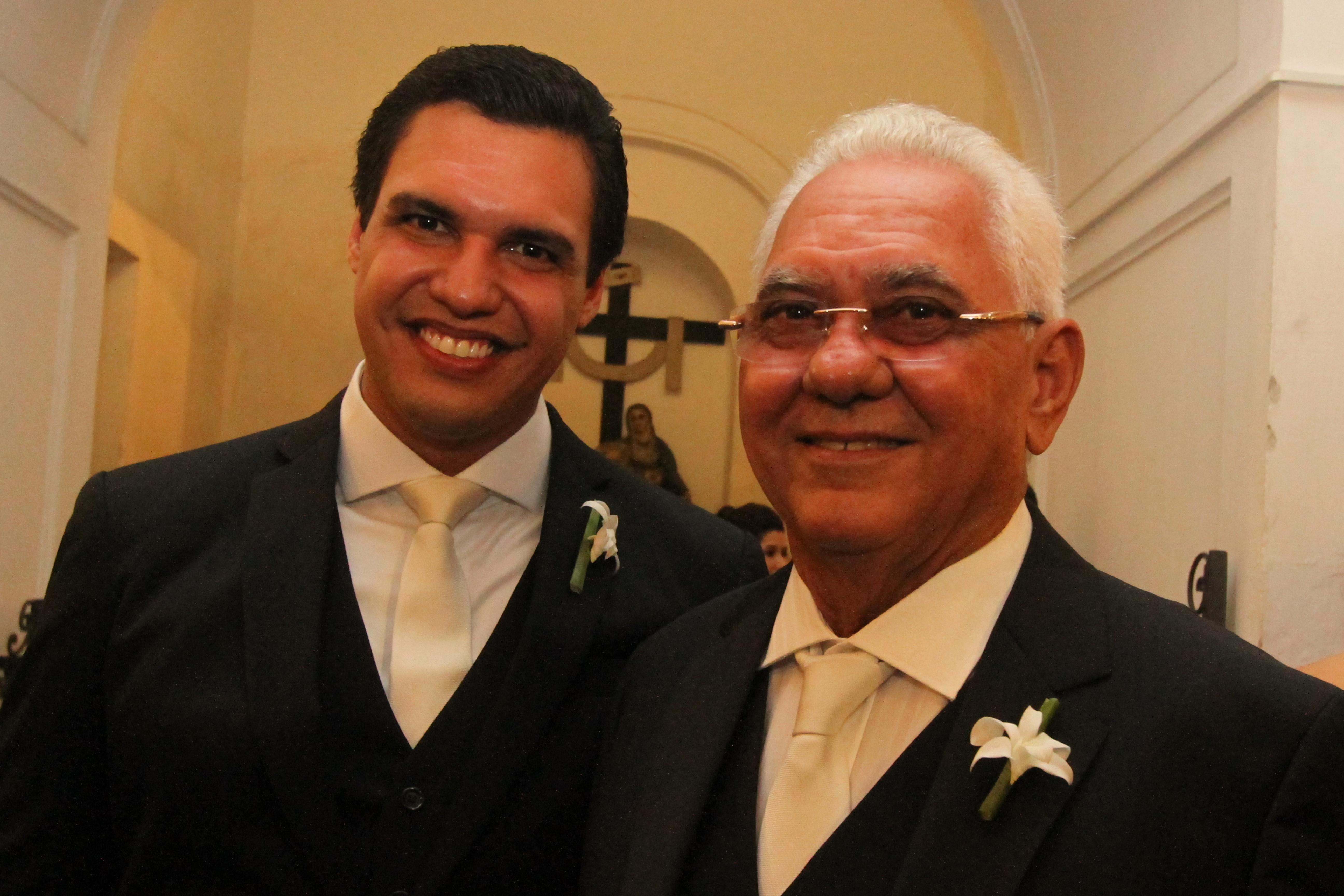 Marcos Travassos Filho e Marcus Travassos