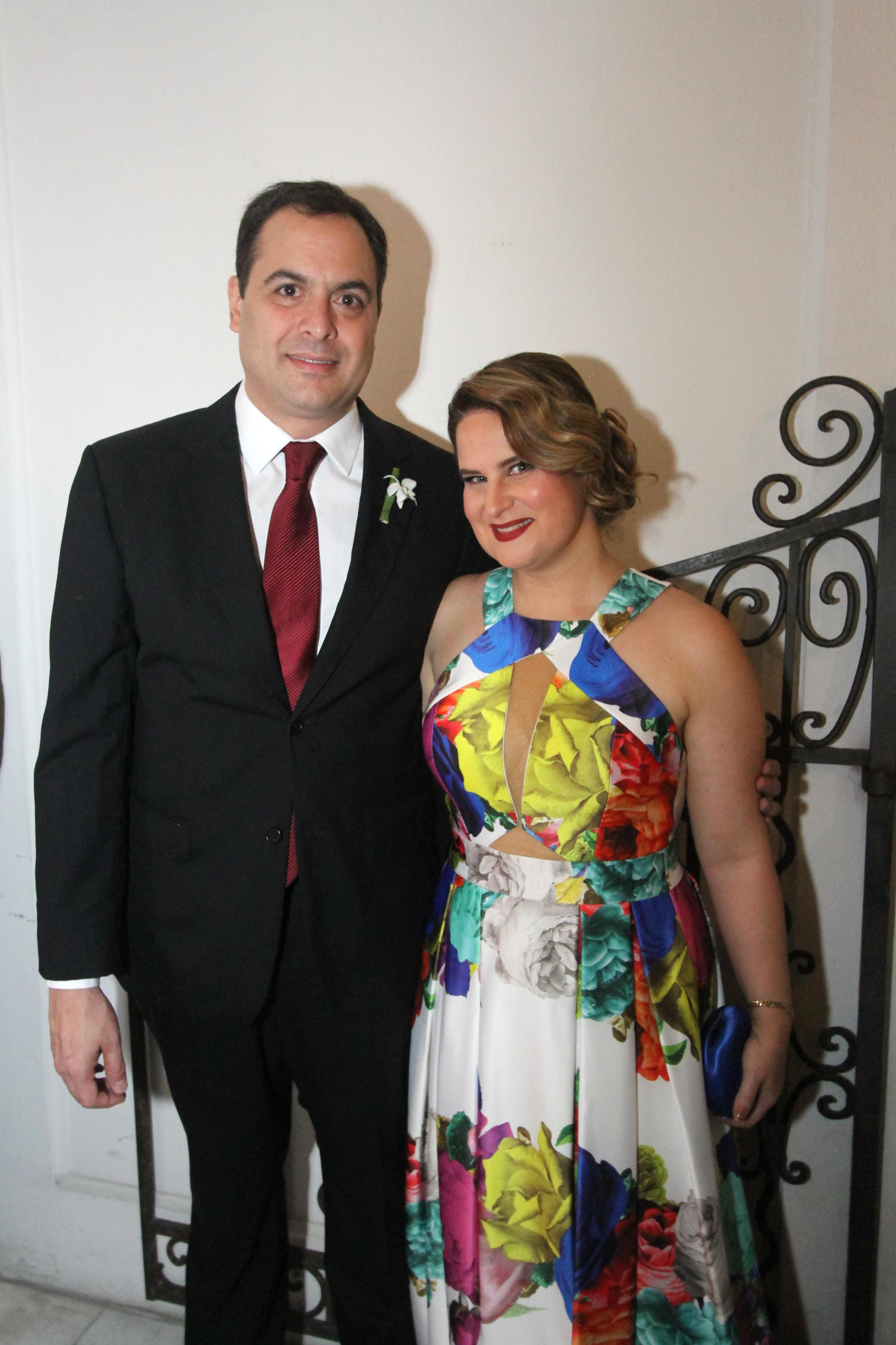 Ana Luiza e Paulo Camara