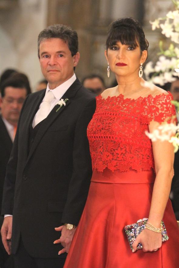 Andre de Paula e Patricia