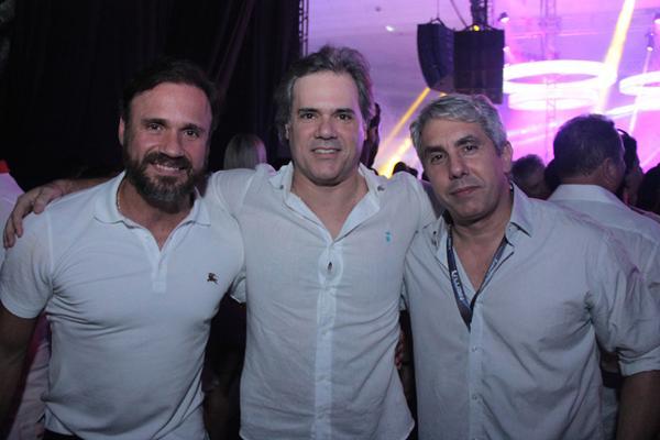 Waldemar Valente, Silvio Pontual e Caica