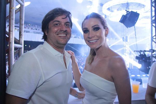 Bruno Rêgo e Manoela Furtado